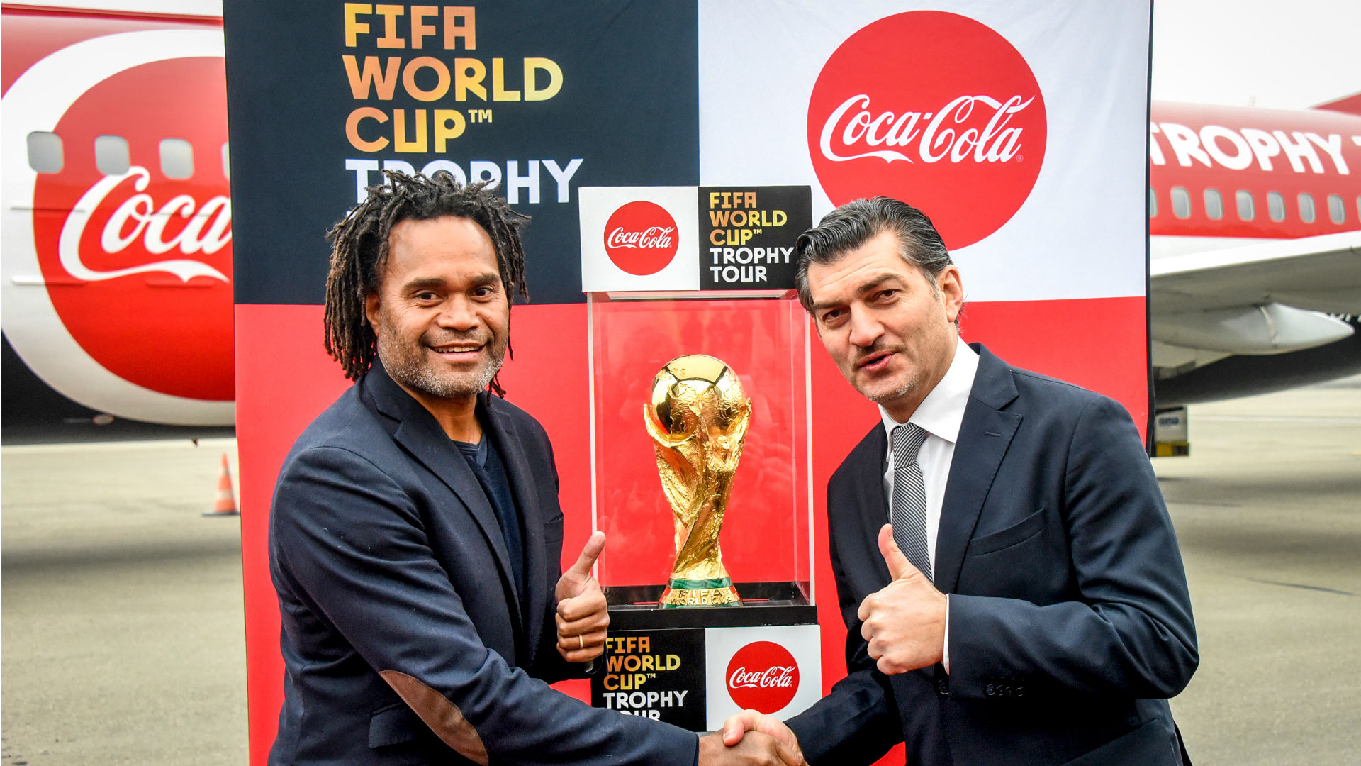 Amazing Coca Cola World Cup 2018 - trophy-tour_yvy14ptz6fwm1byrvkyuwbcm8  You Should Have_677810 .jpg?t\u003d-777676135\u0026quality\u003d90\u0026w\u003d1280