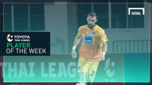 Toyota Thai League Player of the Week 34 : ดราแกน บอสโควิช