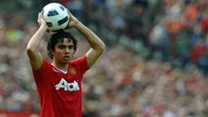 Fabio Da Silva Manchester United Premier League