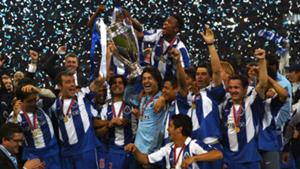 Porto 2004 Champions League winners