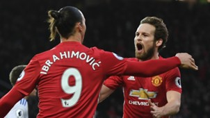 Zlatan Ibrahimovic, Daley Blind, Man Utd