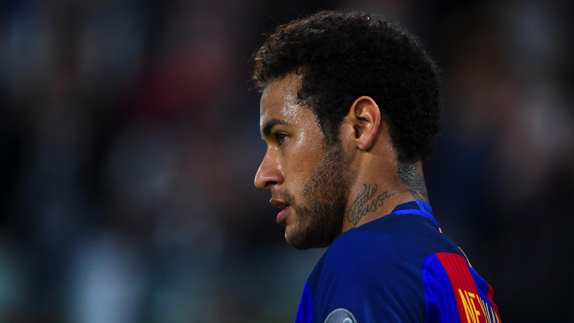 Neymar Juventus Barcelona UCL 11042017