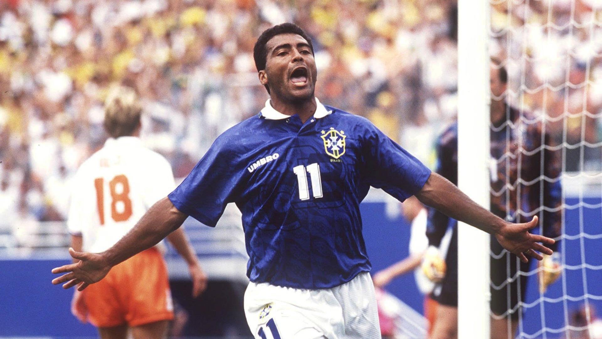 Romario, Brazil v Netherlands, World Cup 1994