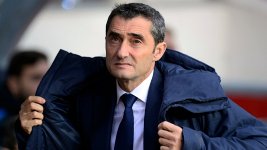 Ernesto Valverde Barcelona Levante LaLiga