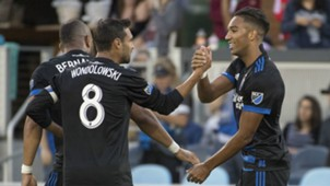 Chris Wondolowski Danny Hoesen MLS San Jose 06242017