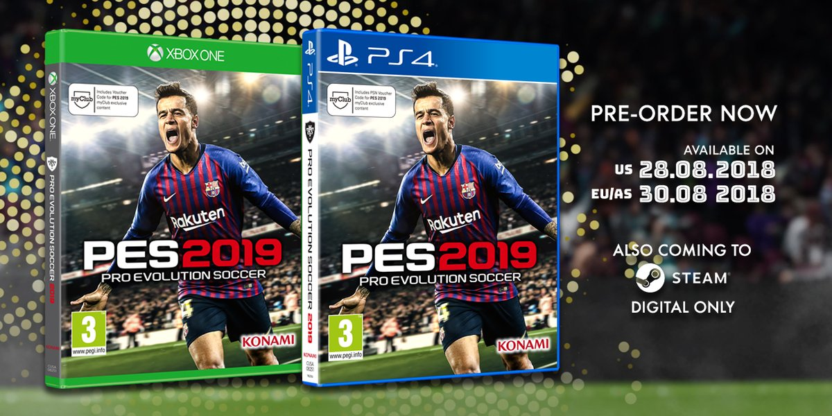 PES 2019: Release date, cost, consoles, licenses & all the new Pro