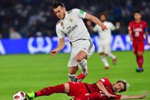 Gareth Bale Kashima Antlers Real Madrid Mundial de Clubes