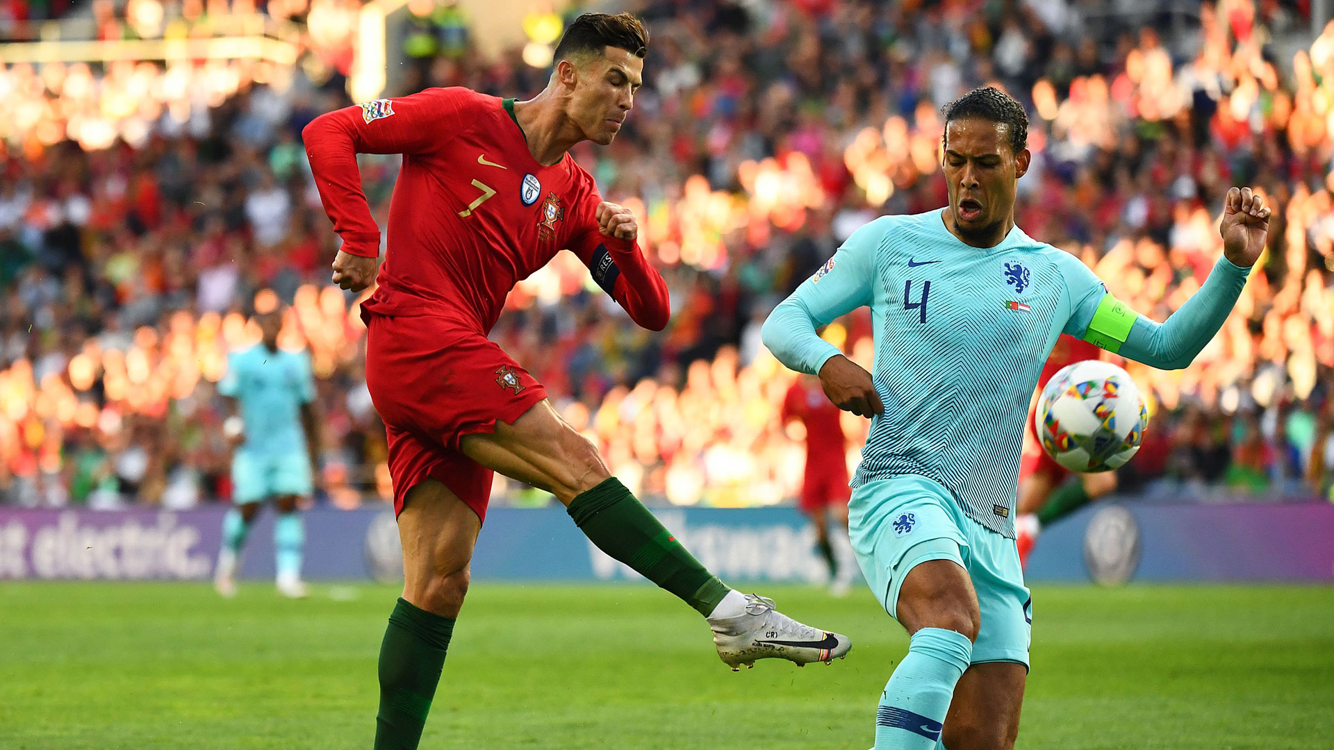 Portugal Niederlande Nations League