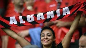 Euro 2016 supporter Albania