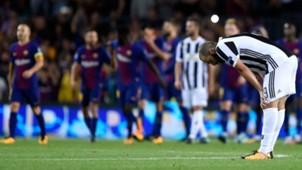 Gonzalo Higuain Barcelona Juventus UCL 12092017