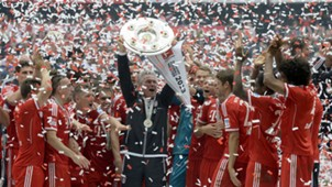 Hupp Heynckes FC Bayern München