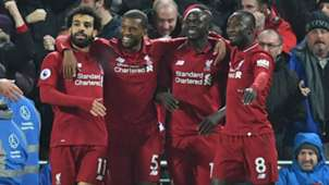 Liverpool Salah Wijnaldum Keita Mane 16122018