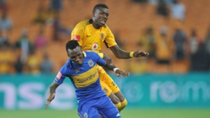 Teenage Hadebe, Kaizer Chiefs & Teko Modise, Cape Town City