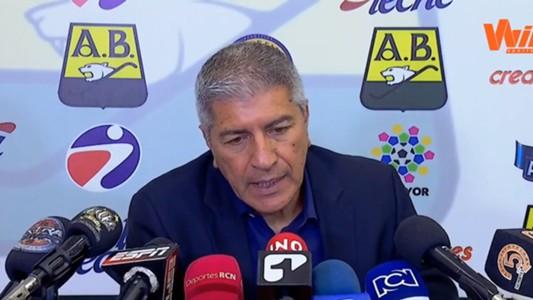 Octavio Zambrano Independiente Medellin Liga Aguila 2018