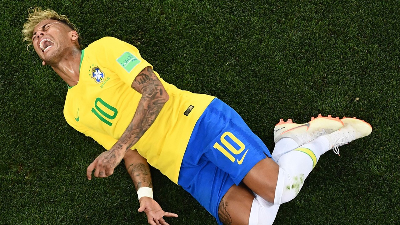 Neymar Brazil Switzerland World Cup 2018 170618