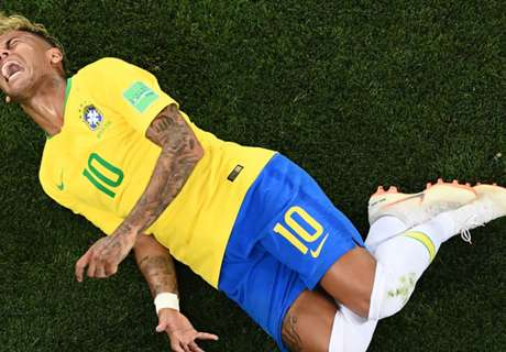 Neymar & Brazil stars given rough treatment by Swiss