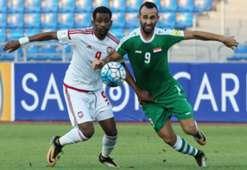 Iraq v UAE