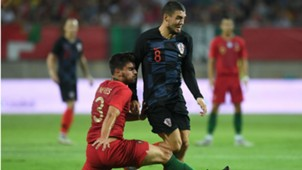 portugal croatia - mateo kovacic ruben neves - friendly - 06092018