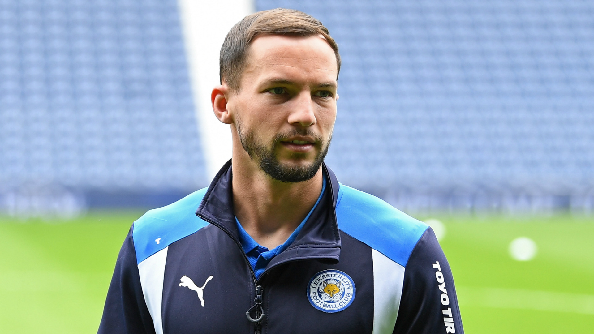 Danny Drinkwater Leicester City 2017