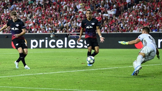 VIDEO-Highlights, Champions League: Benfica - RB Leipzig 1:2