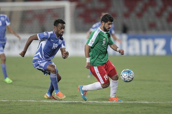 Al Wehdat vs Saham
