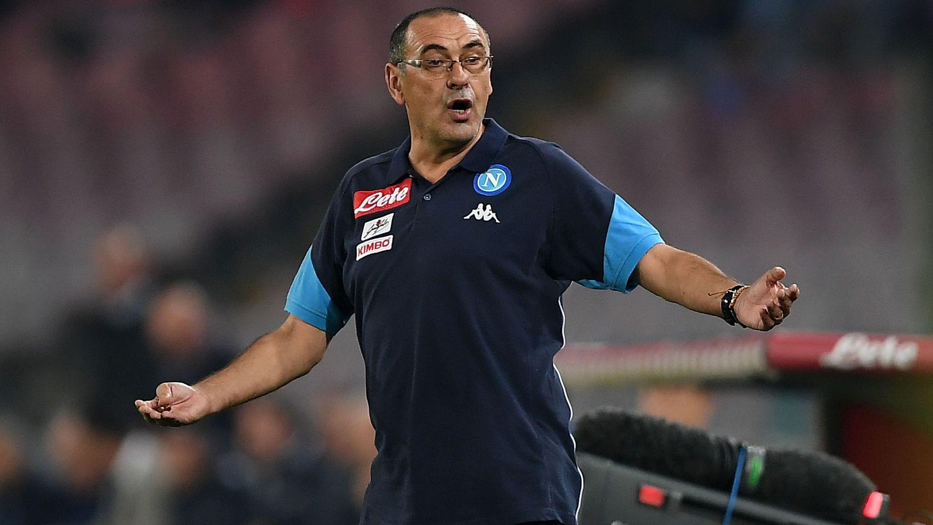 Napoli, Maurizio Sarri:
