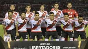 River pose River Melgar Copa Libertadores 13042017