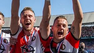 Jens Toornstra, Feyenoord - Heracles, Eredivisie 05142017