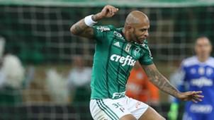 Felipe Melo Palmeiras Internacional Copa do Brasil 17052017