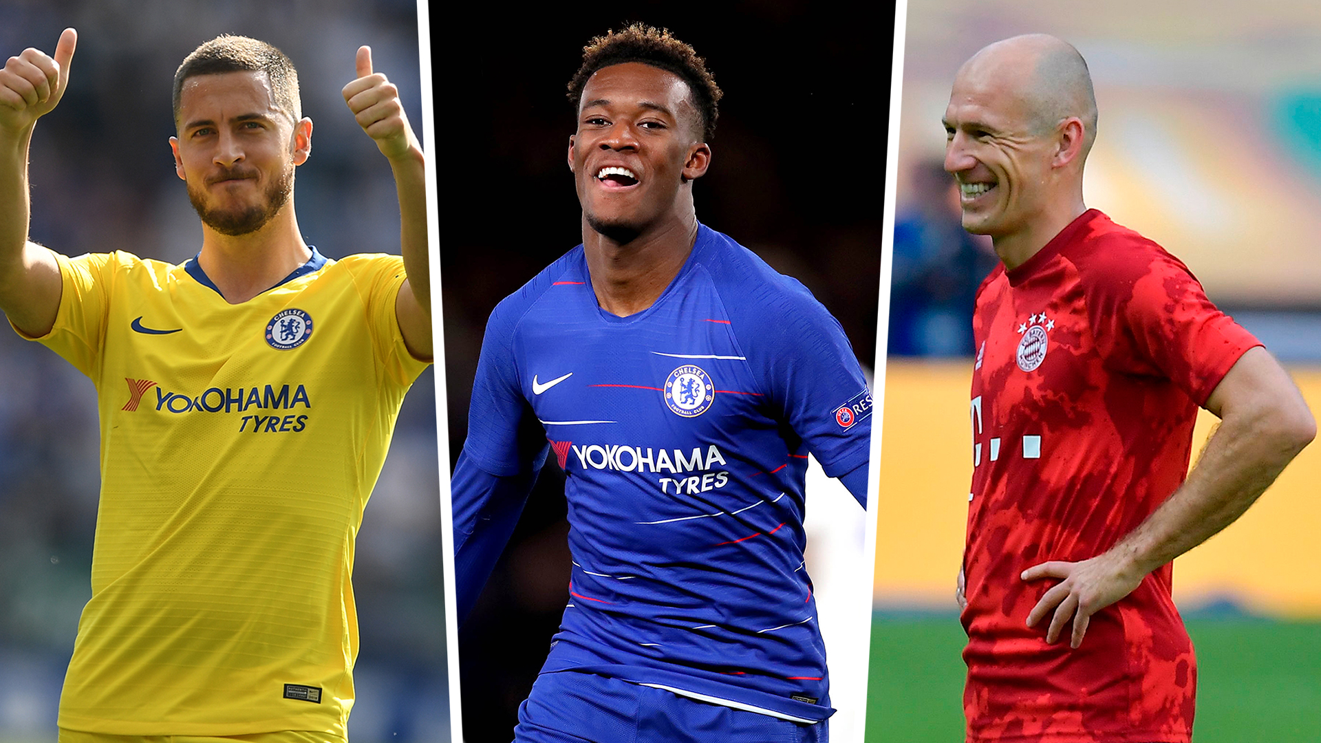 From Robben's heir to Hazard's successor: The story of Hudson-Odoi's Chelsea renewal