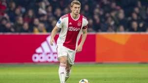 Matthijs de Ligt Ajax 01202019