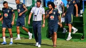Marcelo Brasil treino 29 06 18