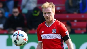 Dax McCarty MLS Chicago Fire 04082017