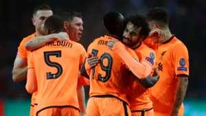 Mohamed Salah Sadio Mane Liverpool Porto