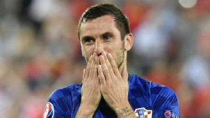 Most capped Europeans Darijo Srna