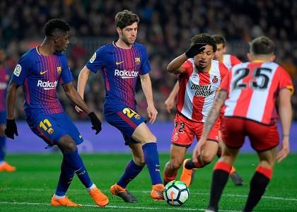 Barcelona est perto de completar 10 anos sem perder um clssico barcelona girona liga stopboris Image collections