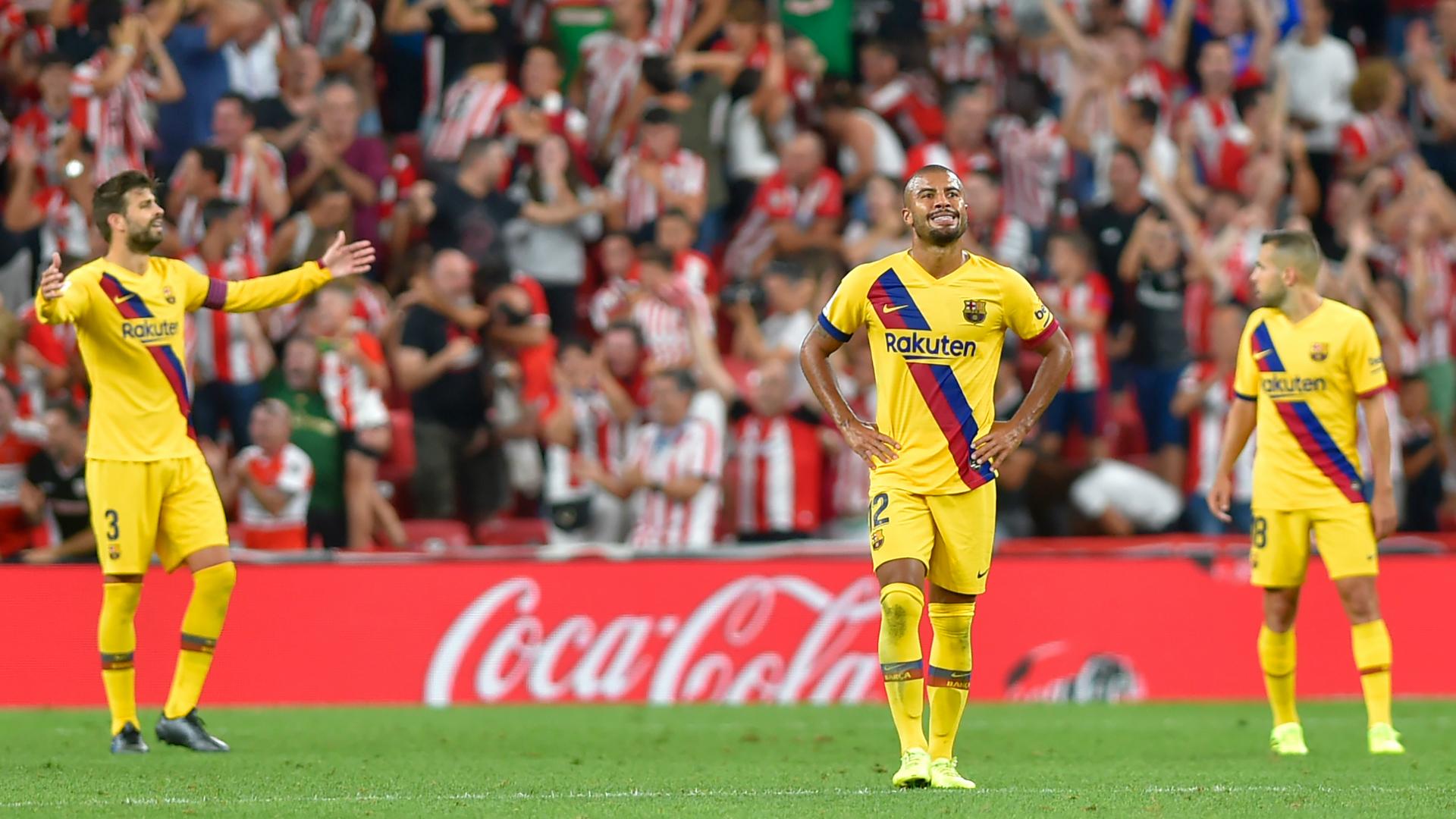 Neymar! Neymar! Neymar! Brazil star on Barca minds after disaster in Bilbao