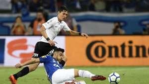 Mateus Vital Robinho Cruzeiro Corinthians Copa do Brasil final 10102018