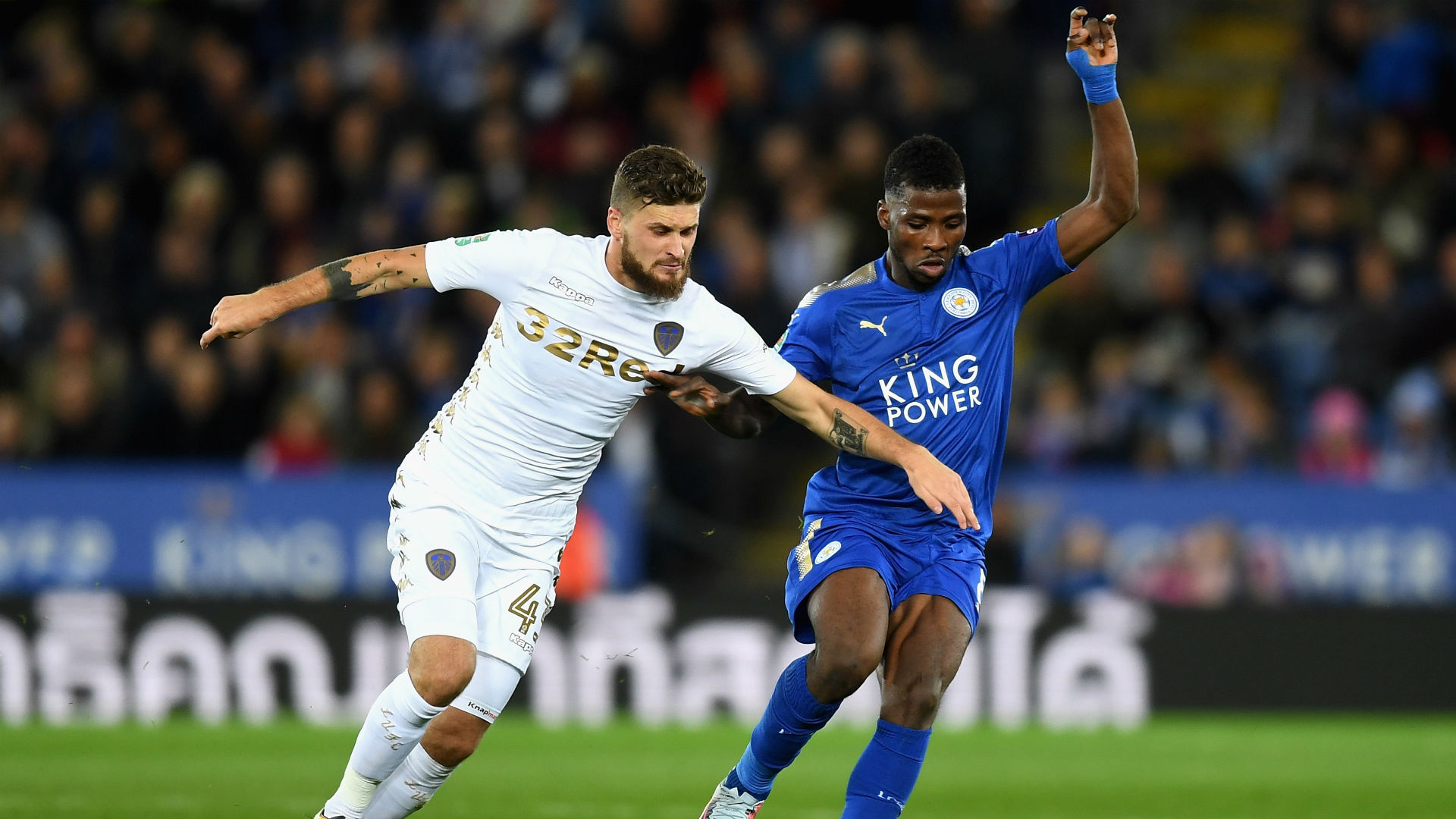 Claude Puel: 'Kelechi Iheanacho staying put at Leicester'