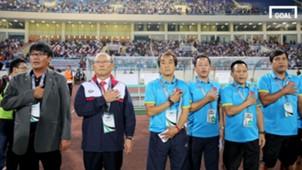Việt Nam Afghanistan Vòng loại Asian Cup 2017 | HLV Park Hang-seo