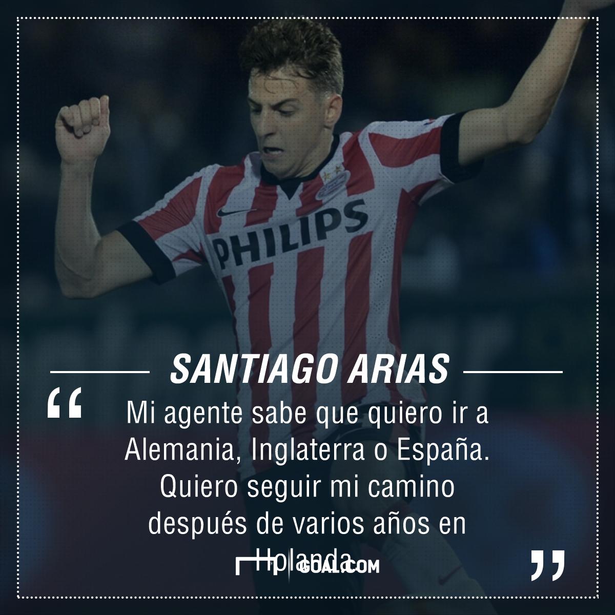 PS Santiago Arias Quot