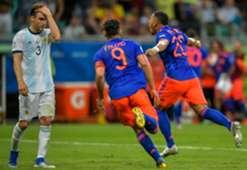 Roger Martinez Falcao Argentina Colombia Copa América 2019