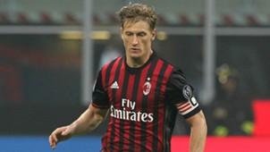 Ignazio Abate Milan Serie A 30102016