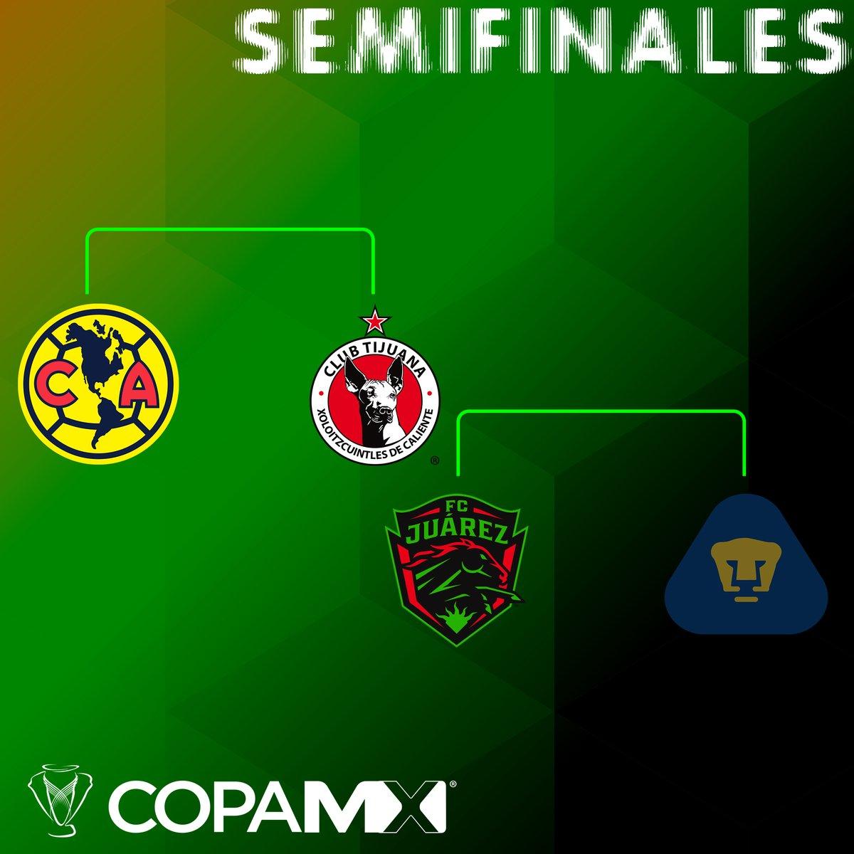 Semis Copa MX