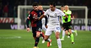 Eder Genoa Inter Serie A