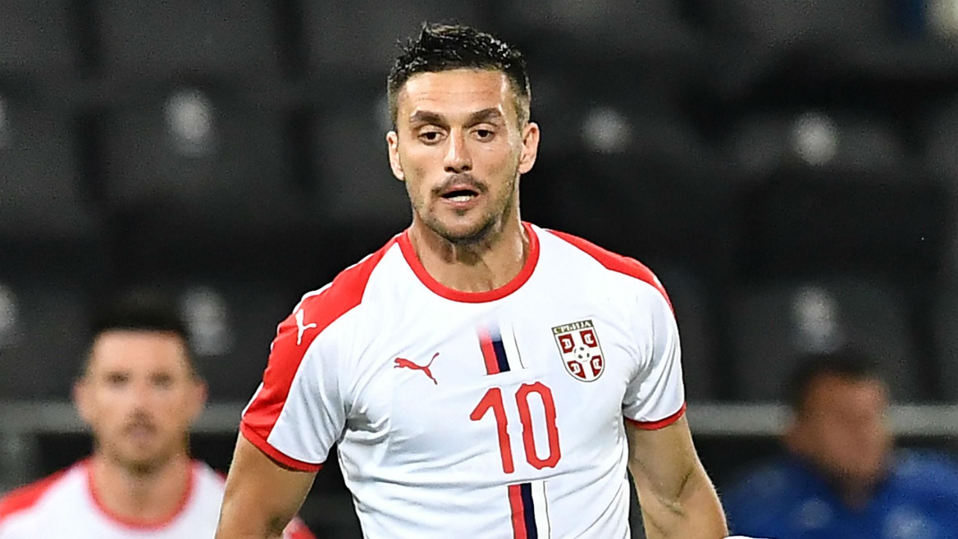 Dusan Tadic Serbia