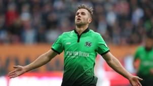 Niklas Füllkrug Hannover 96 Bundesliga
