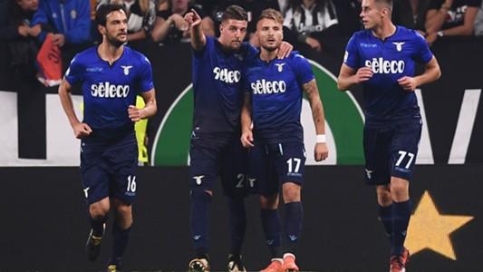 Ciro Immobile Juventus Lazio Serie A