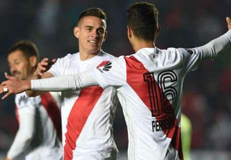 River alcanzó el récord de San Lorenzo de triunfos consecutivos en el fútbol argentino