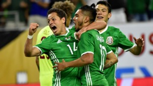 Chicharito, Hirving Lozano, Tecatito